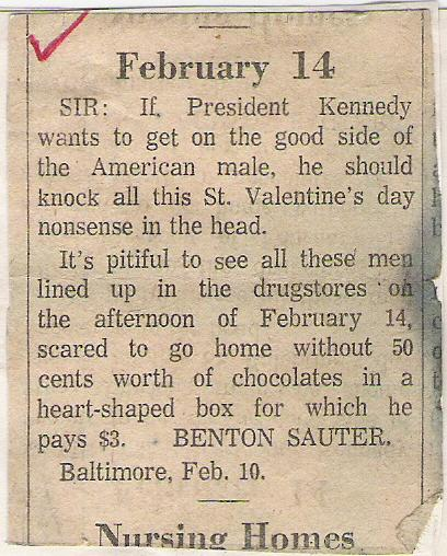 Letter to the editor: 