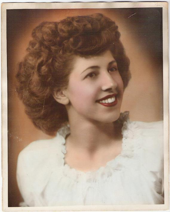 Jane Lehmann Sauter - America's most beloved woman.