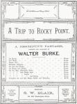 A Trip to Rocky Point - cover. (Click to enlarge.)